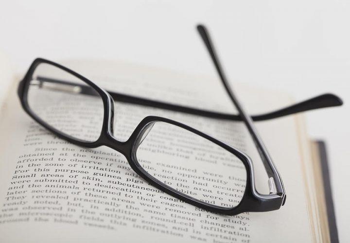 Prescription Glasses VS Over-The-Counter Readers