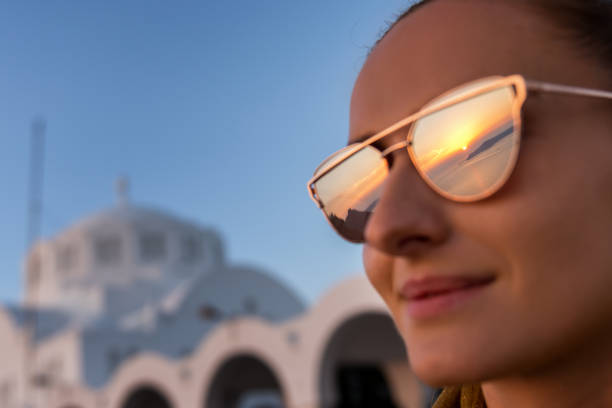 Why You Should Wear Your Sunglasses When Watching Sunset & Sunrise