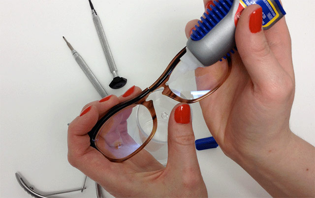 Simple Guide to Repairing Your Broken Eyeglasses By Yourself